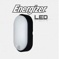 Energizer 15W LED Security Light with PIR Motion Detect (4000k) Oval